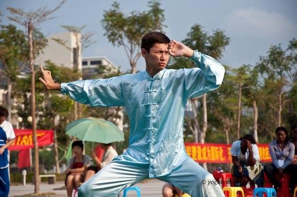 конкурс боевых искусств, Санья